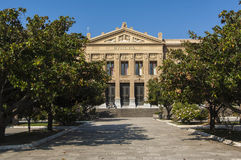 Town Hall Messina Sicily Royalty Free Stock Photo
