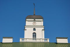 Town hall in Minsk Royalty Free Stock Images