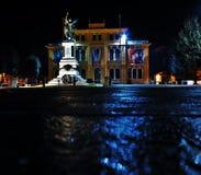 Town hall of Mogliano Veneto stock photography