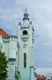 Town Hall of Mukachevo Royalty Free Stock Images