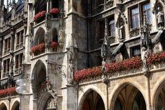 Town Hall, Munich Royalty Free Stock Photo