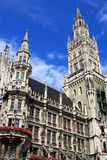 Town Hall, Munich Royalty Free Stock Image