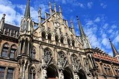Town Hall, Munich Stock Image
