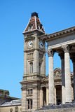 The Town Hall and Museum Clock, Birmingham. Royalty Free Stock Photos