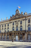 Town hall  in Nancy, France Royalty Free Stock Images