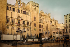 Town Hall. Narbonne. France Royalty Free Stock Photos