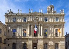 Free Town Hall Of Arles, France Royalty Free Stock Photography - 114792897