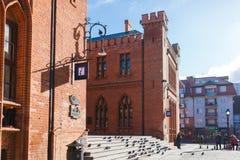 Free Town Hall Of Kolobrzeg, Poland Royalty Free Stock Images - 87653899
