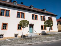 Free Town Hall Of Magdala In Thuringia Royalty Free Stock Image - 217363446