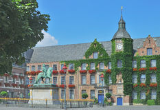 Town Hall,Old Town,Duesseldorf,Rhineland,Germany Royalty Free Stock Photo