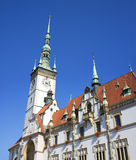 Town hall, Olomouc, Czech republic Stock Images