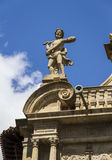 Town hall of Pamplona, Navarra, SPAIN. Royalty Free Stock Photography