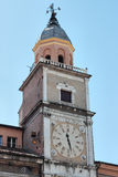 Town hall, Piazza Grande, Modena, Italy Royalty Free Stock Image