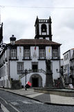 Town Hall, Ponta Delgada, Portugal Stock Photography
