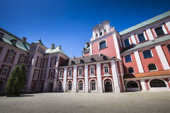 Town Hall in Poznan, Poland Stock Photography