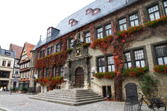 Town hall of Quedlinburg Royalty Free Stock Photography