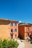 Town hall in Roussillon Royalty Free Stock Photography