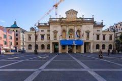 Town Hall, Savona Stock Image