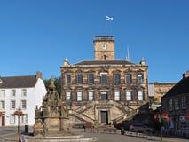 Town Hall, Scotland Stock Image