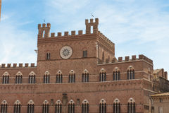 Town Hall Siena, Italy Stock Image