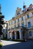 The Town Hall in Sighisoara - Primaria din Sighisoara Stock Image