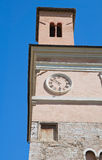 Town hall. Spello. Umbria. Stock Photo