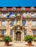 Town hall of Speyer - Germany Stock Photo