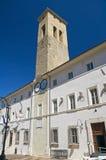 Town Hall. Spoleto, Umbria. Stock Photography