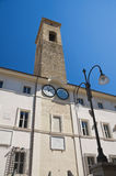 Town Hall. Spoleto. Umbria. Stock Image