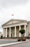 Town Hall Square, Vilnius Royalty Free Stock Images