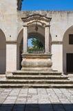 Town hall. Sternatia. Puglia. Italy. Stock Images