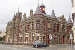 Town Hall Stornoway, Scotland Royalty Free Stock Image
