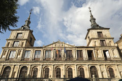Town Hall of Toledo Royalty Free Stock Photo