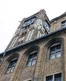 The Town Hall in Torun is one of the largest brick buildings of that kind in Europe. Torun, Poland stock photos