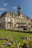 Town Hall. Tours. France Royalty Free Stock Photography