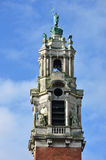 Town Hall Tower. In colchester essex Stock Images