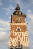Town Hall Tower, Krakow; Royalty Free Stock Photo