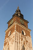 Town Hall Tower, Krakow, Poland Stock Image