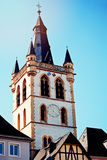 Town Hall Tower in Trier, Germany Royalty Free Stock Photo