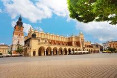 Town Hall Tower, Wieza ratuszowa w Krakowie Stock Image
