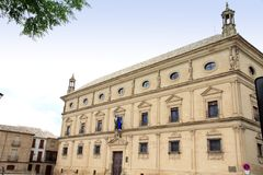 Town hall Ubeda  Jaen Province Spain Royalty Free Stock Photo