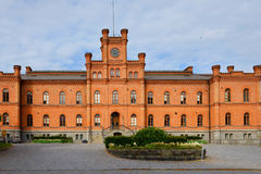 Town Hall Vaasa Royalty Free Stock Images