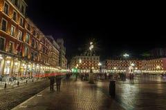 Town hall Valladolid, Spain Stock Photos