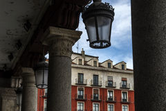 Town hall Valladolid, Spain Royalty Free Stock Images