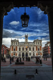 Town hall Valladolid, Spain Royalty Free Stock Photo