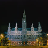 Town Hall, Vienna Stock Photography