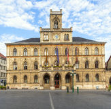 Town hall Weimar in Germany Royalty Free Stock Image