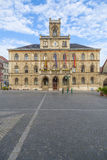 Town hall Weimar in Germany Royalty Free Stock Photo