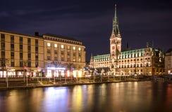 Town Hall, Hamburg Stock Photography