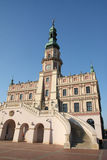 Town hall - zamosc Stock Photo